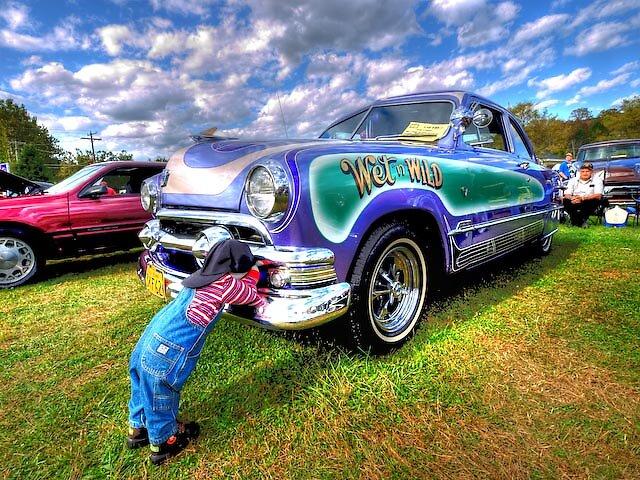 Car Show by Dennis Giacobe