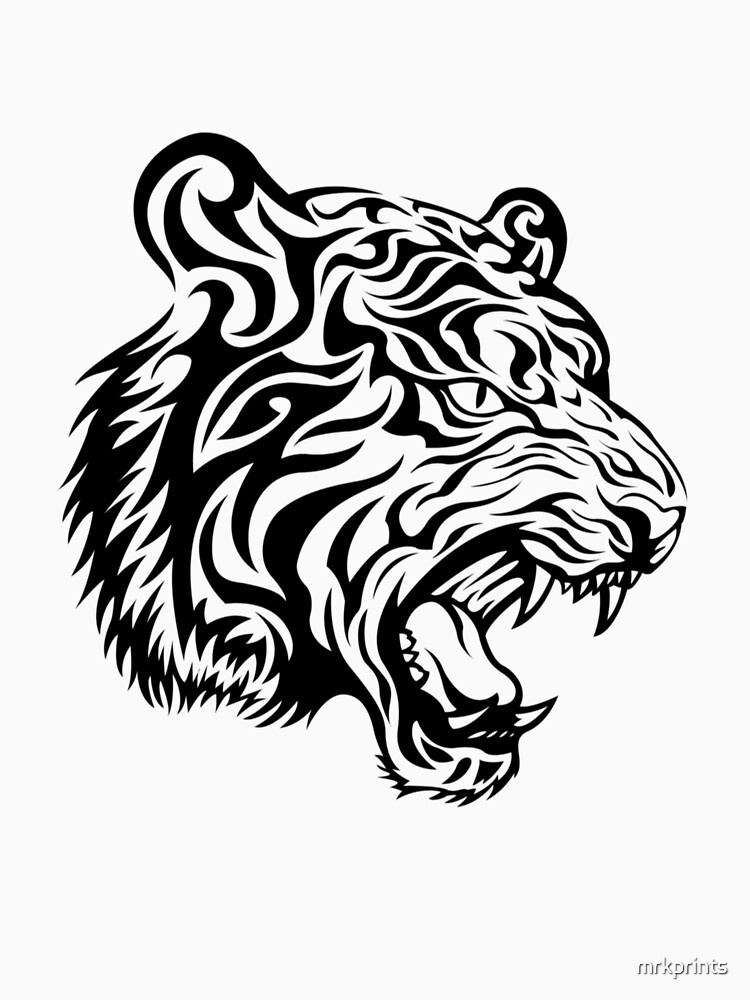 Tiger  by mrkprints