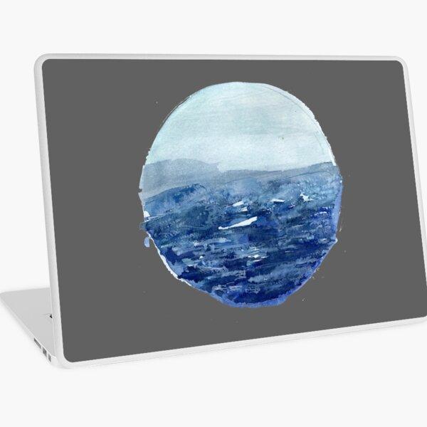 Around the Ocean Laptop Skin