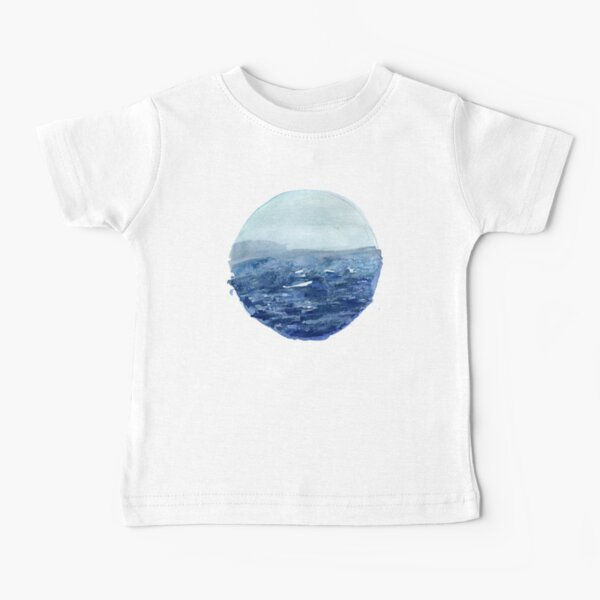 Around the Ocean Baby T-Shirt
