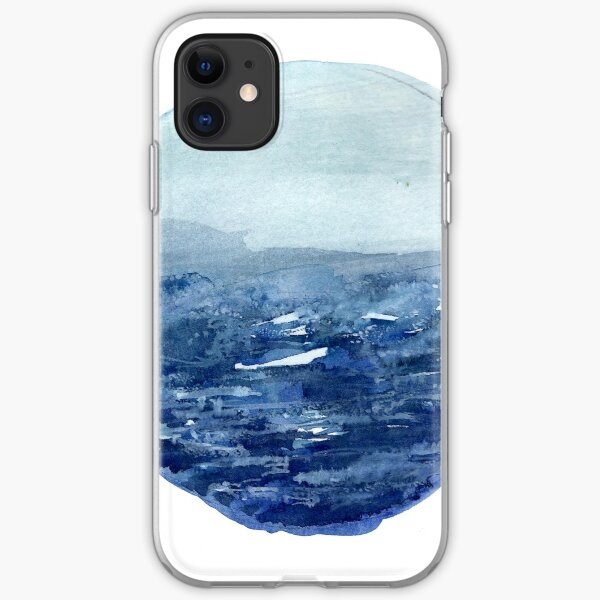 Around the Ocean iPhone Soft Case