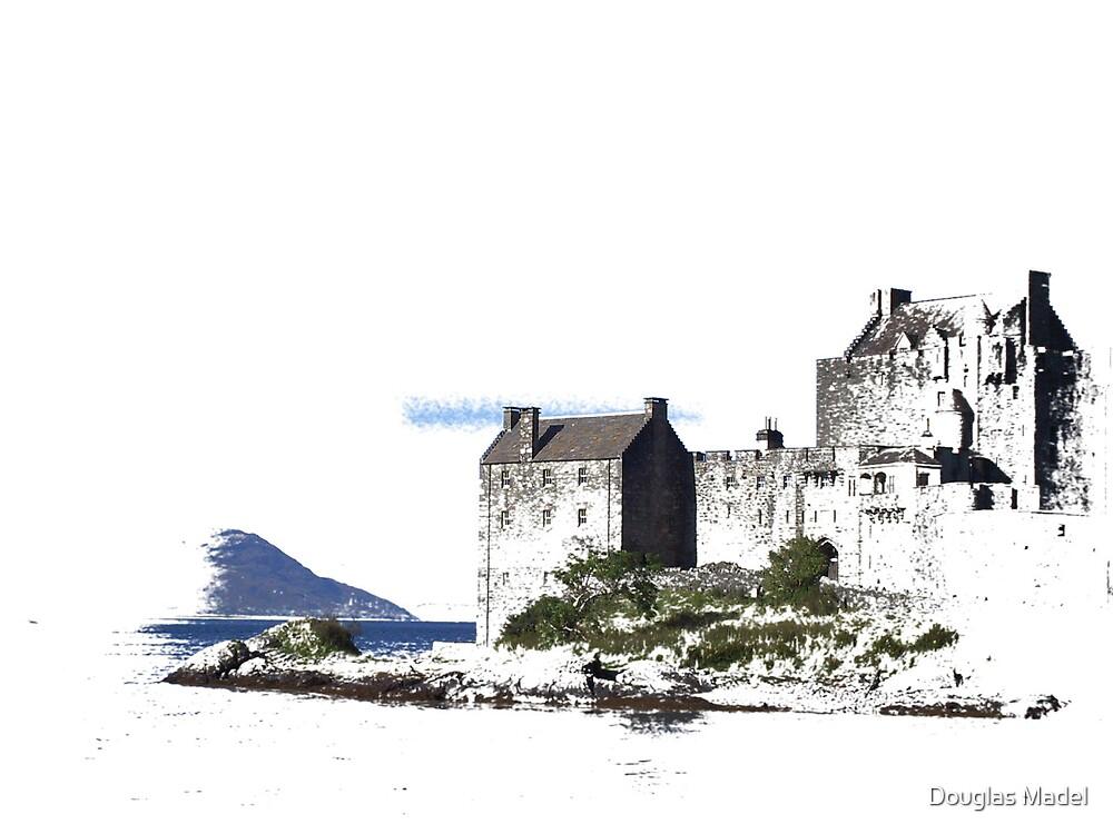 scottish castle by Douglas Madel