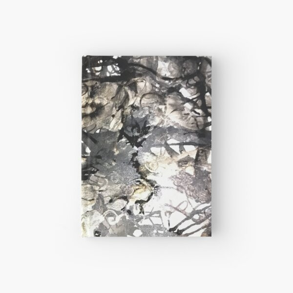 Golden Shine Hardcover Journal