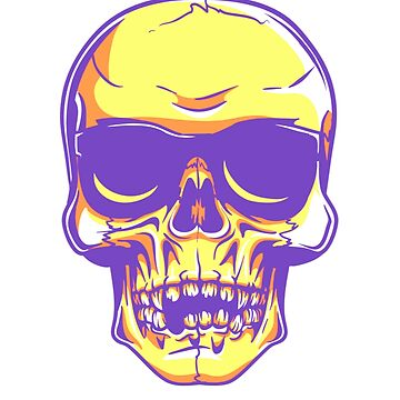 Skull New Design 3 by mrkprints