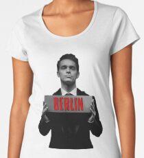 Berlin - Casa de Papel Women's Premium T-Shirt