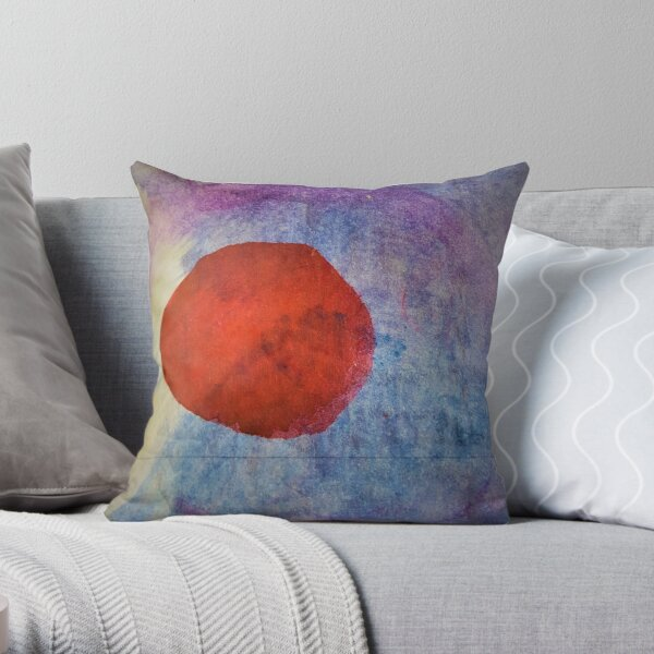 It's your red spot special Throw Pillow