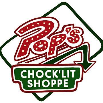 pops choclit shoppe | riverdale by tylerwongxo