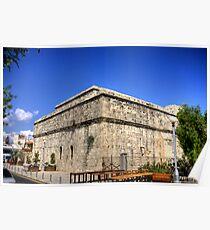 Limassol Castle Poster