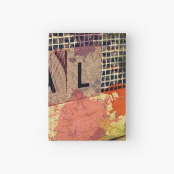 Tal, Hebrew name,  Hardcover Journal