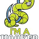 I'm A Hooker On The Weekends T-Shirt by wantneedlove