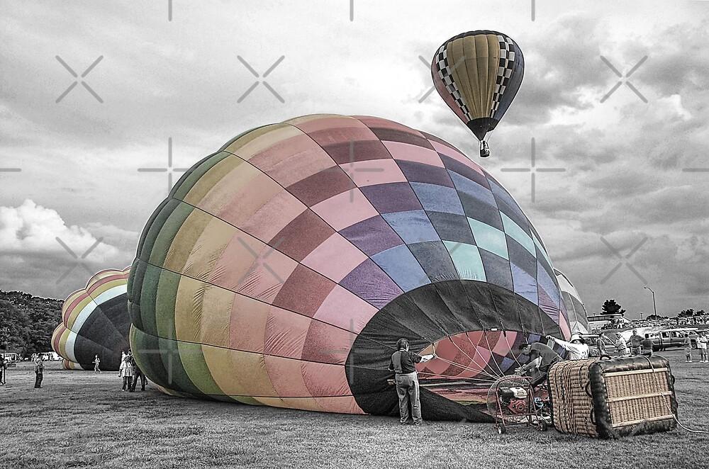 Balloon Festival by Dyle Warren