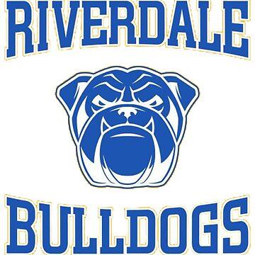 riverdale bulldogs by tylerwongxo