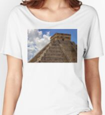 Chichen Itza, Mexico Women's Relaxed Fit T-Shirt