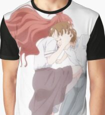 When Your Girlfriend was Angry Graphic T-Shirt