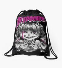 Lolipocalypse - apocalypse by lolis Drawstring Bag