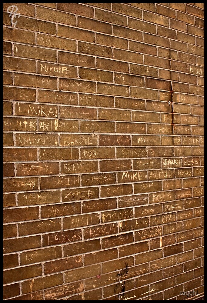 Writings on the Wall by raychL