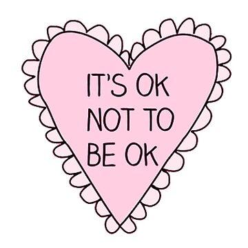 Es ist ok nicht ok zu sein von phantastique