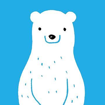 Polar bear by taichi