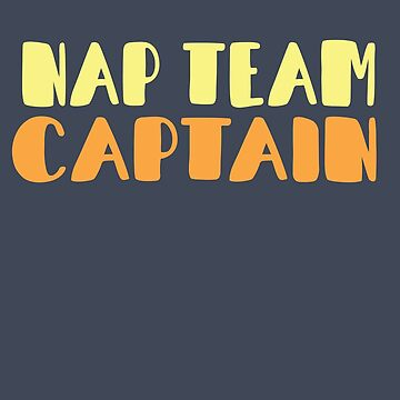 Nap Team Captain by Andrewkgolf
