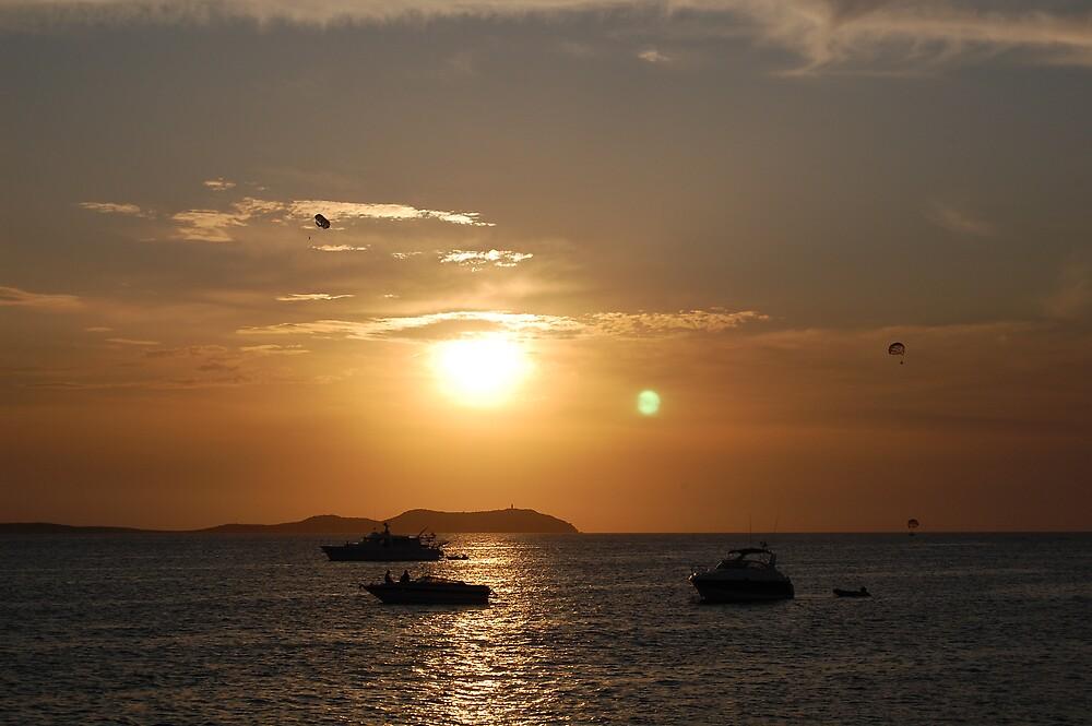 Ibiza Sunset 01 by johncox88