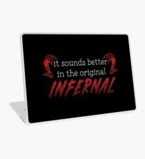 Infernal Laptop Skin