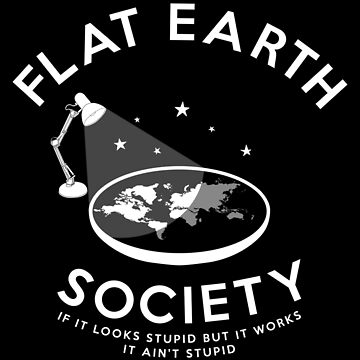 Flat mars society explained by SxedioStudio