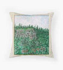 Echo Ridge Throw Pillow