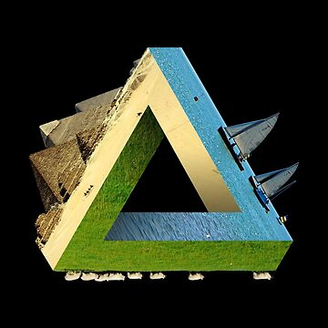 Penrose triangle by SxedioStudio