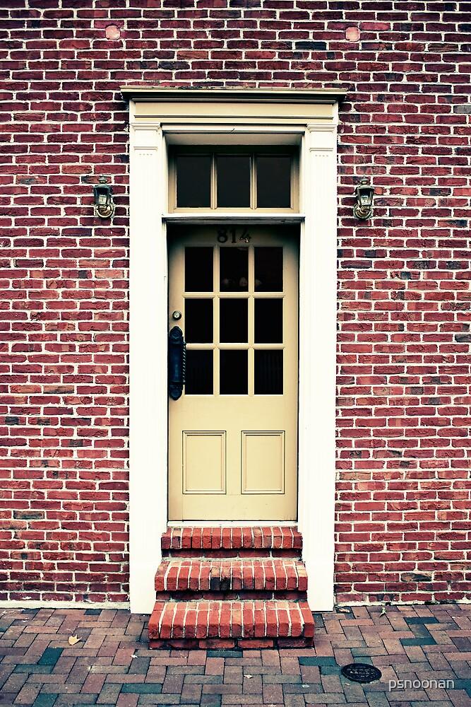 Door 814 by psnoonan