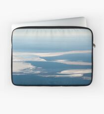 Riverbeds and Saltlakes  Laptop Sleeve