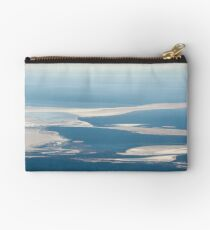 Riverbeds and Saltlakes  Studio Pouch