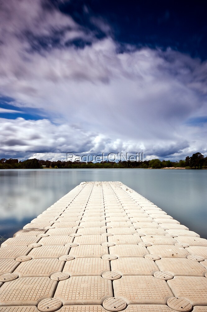 Endless Lake by Raquel O'Neill
