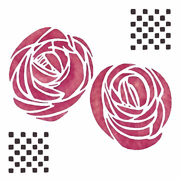 Charles Rennie Mackintosh Roses 8. by ALD1