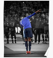 POGBA DAB WORLD CUP EQUIPE DE FRANCE 2018 MBAPPE RUSSIA MAN U HD Poster