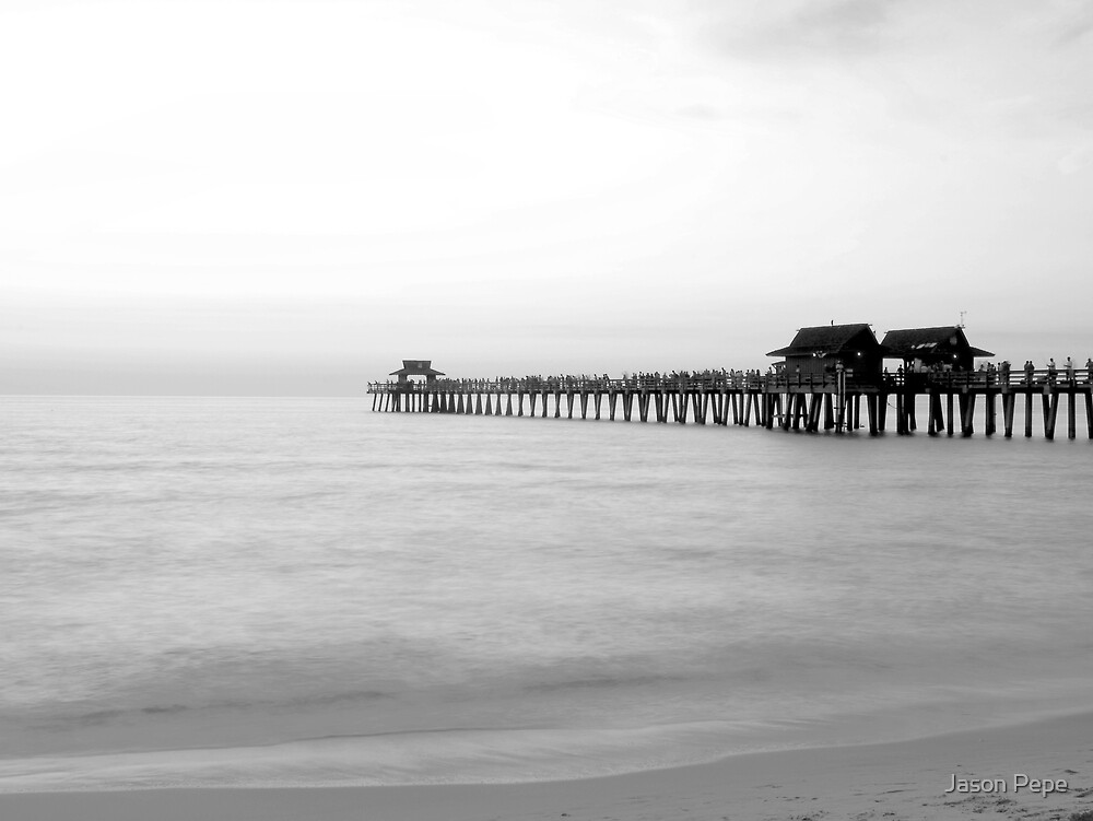 The Naples Florida Pier in 30 seconds by Jason Pepe
