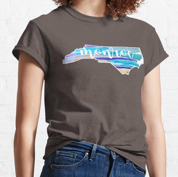 Monroe NC Classic T-Shirt