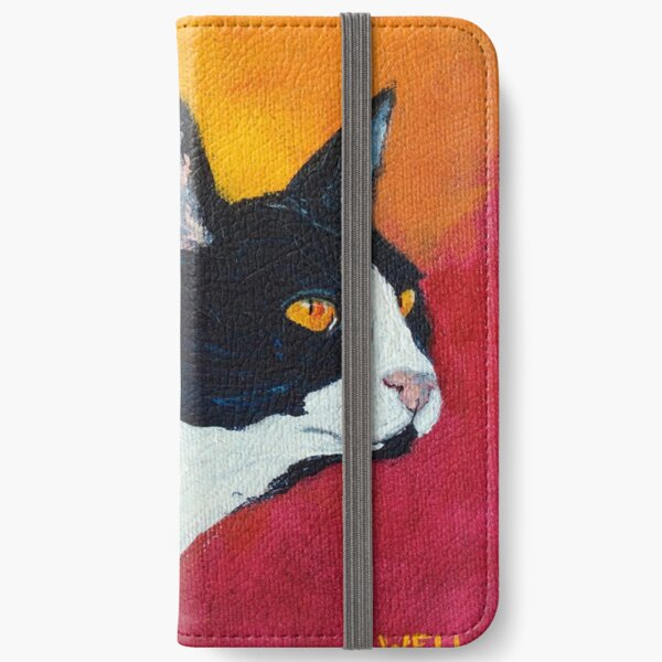 Meow! iPhone Wallet