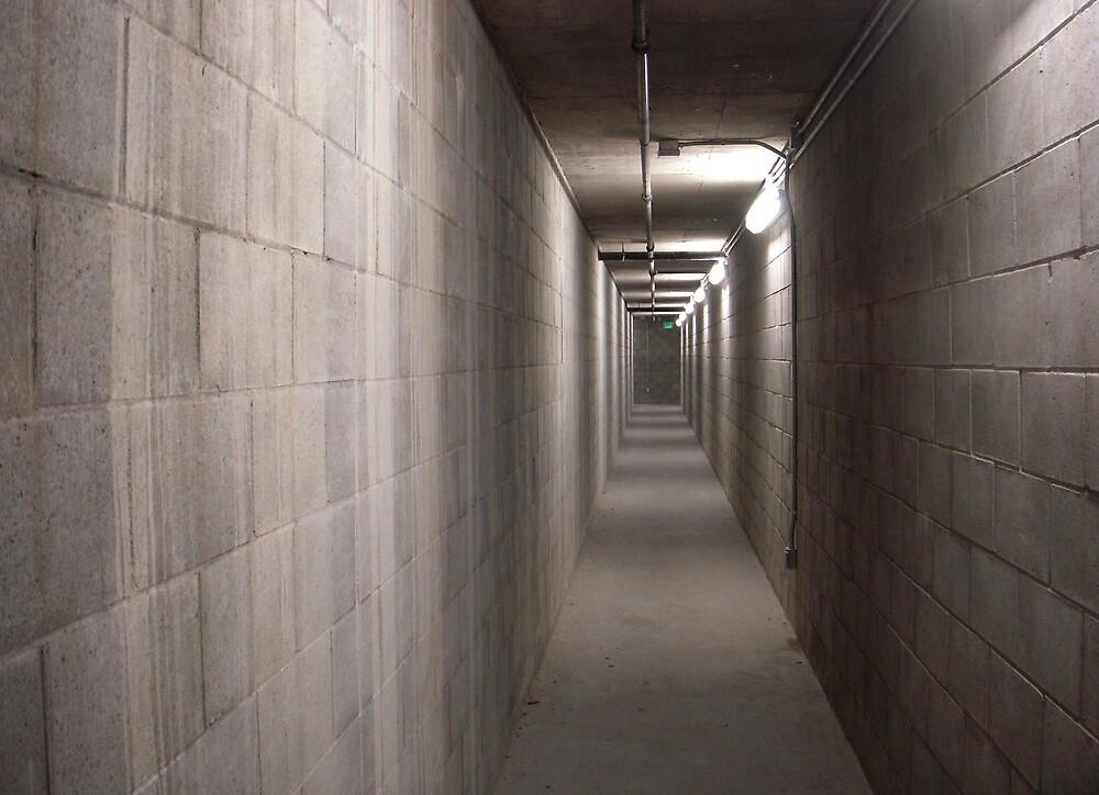 Corridor by Tama Blough