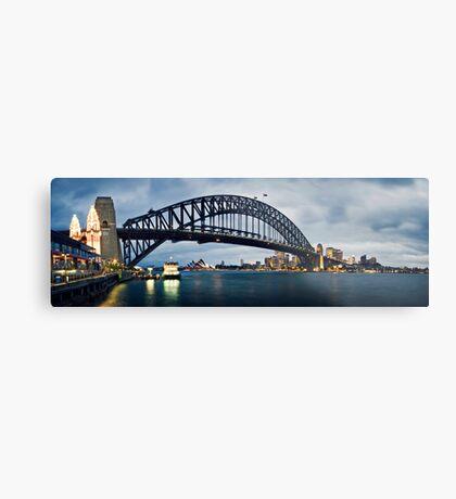 Sydney Harbour Metal Print