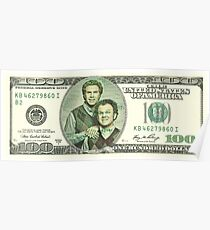 Step Brothers currency Poster