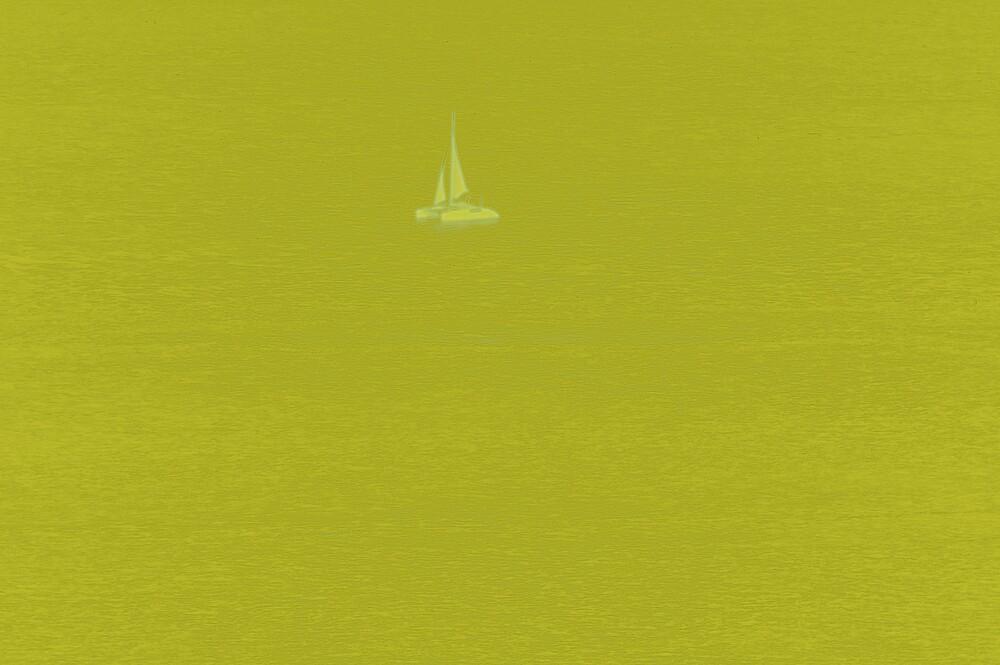 Sailing by Jack Walker