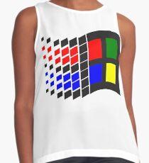 Microsoft Windows 98 (Logo) Sleeveless Top