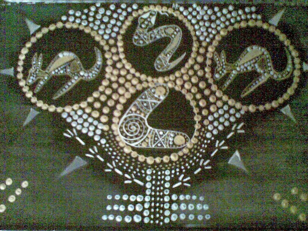 pop art (aboriginal) by amy522jade
