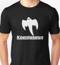 Koenigsegg Ghost Unisex T-Shirt
