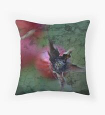 Rosehips... Throw Pillow