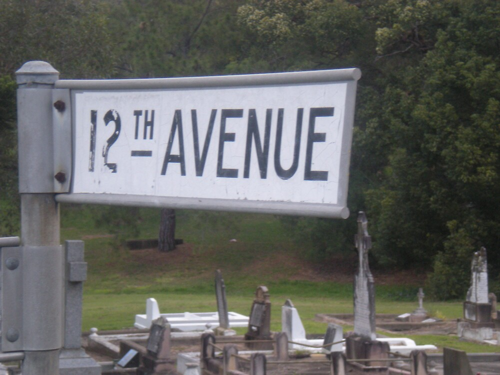 12th avenue by amy522jade