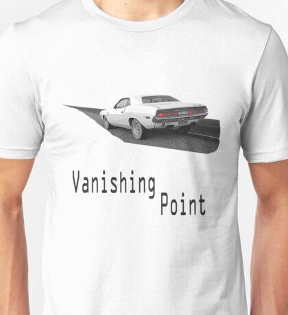 Vanishing Point - Road Unisex T-Shirt