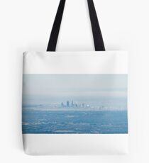 Perth, Western Australia from the Air Tote Bag