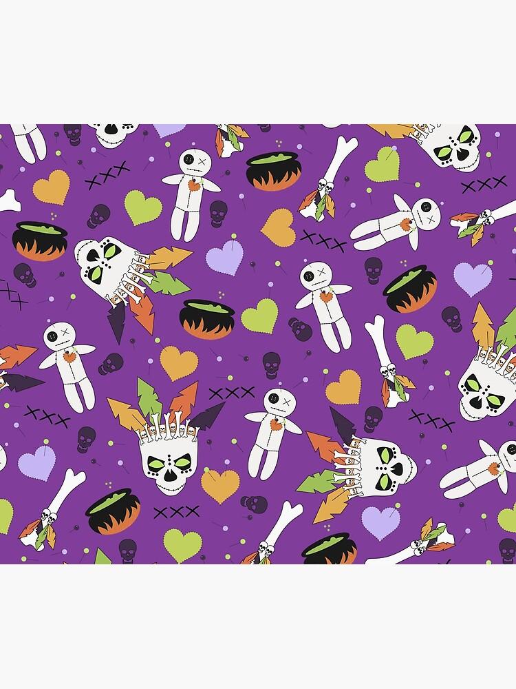 Voodoo Halloween by MeredithWatson