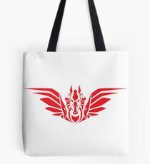 Pegasus - Red Variant Tote Bag